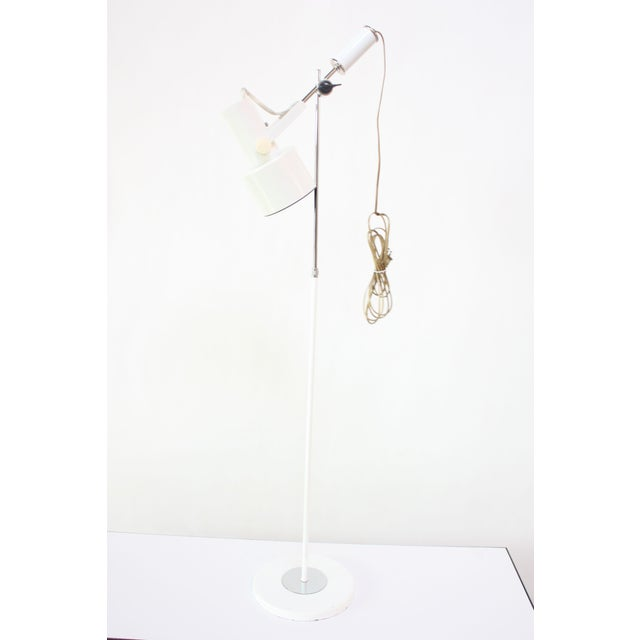 Mid-Century Adjustable Floor Lamp - Image 8 of 11