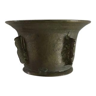 Antique 19th Century Bronze Mortar
