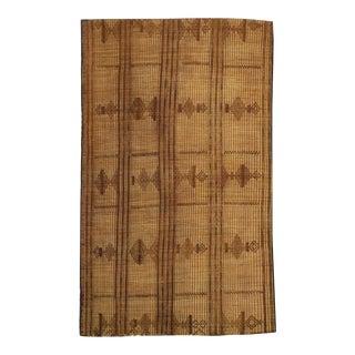 Vintage Tuareg Tribal Design Mat For Sale