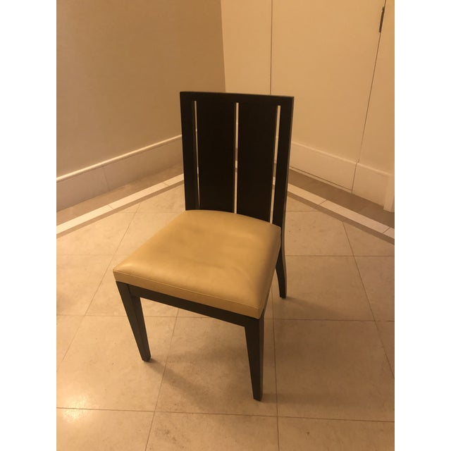 Berman Rosetti Side Chair For Sale - Image 9 of 9