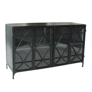 Iron Diamond Sideboard