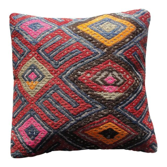 Kilim Rug Pillow For Sale