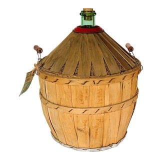 French Antique Demijohn/Carboy For Sale