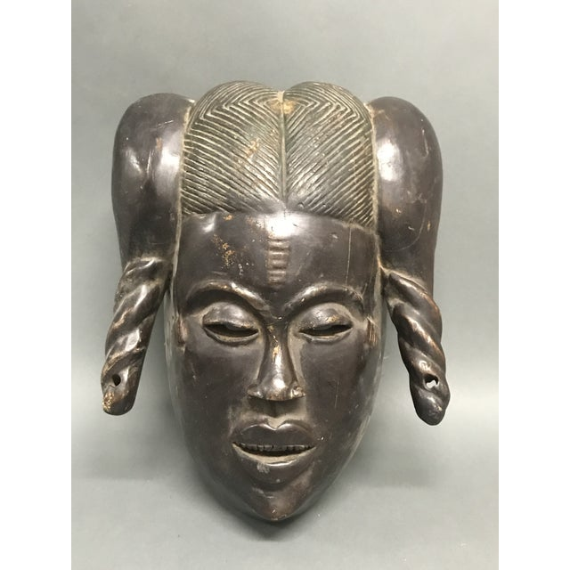 African Tribal Art Ibibio Mask For Sale In New York - Image 6 of 6