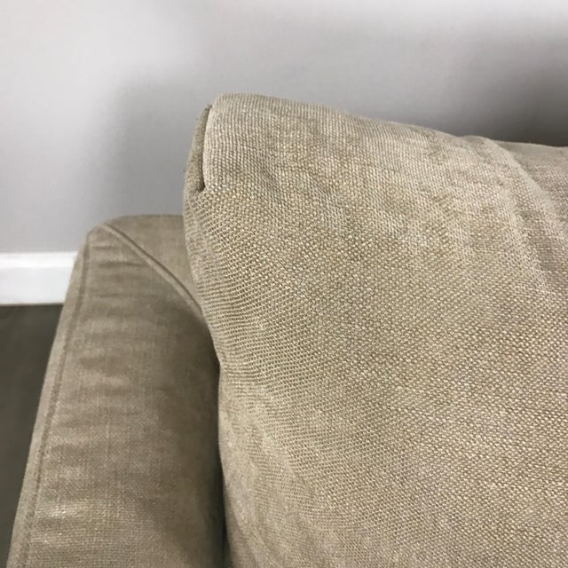 Modern Beige Sectional Sofa - Image 5 of 9