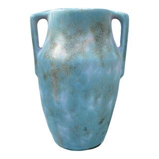 Vintage Burley Winter Handled Vase For Sale