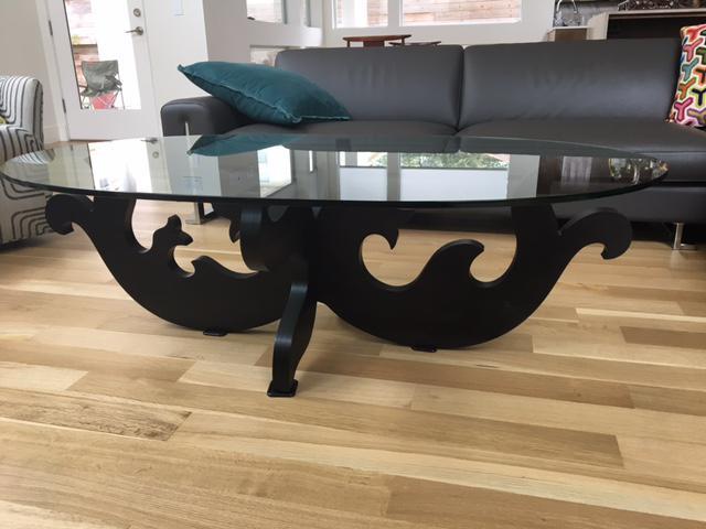 Eva Zeisel Coffee Table Chairish
