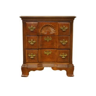 Universal Furniture Traditional Style Cherry Nightstands For Sale