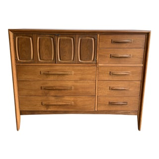 1960's Mid Century Broyhill Emphasis Magna Highboy For Sale