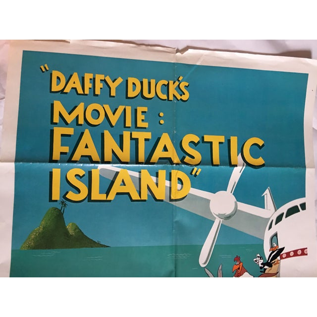 Daffy Duck's Fantastic Island 1983 Movie Poster - Image 6 of 9