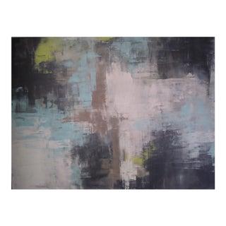 """Beach Breaker"" Original Abstract Art by Kris Gould"