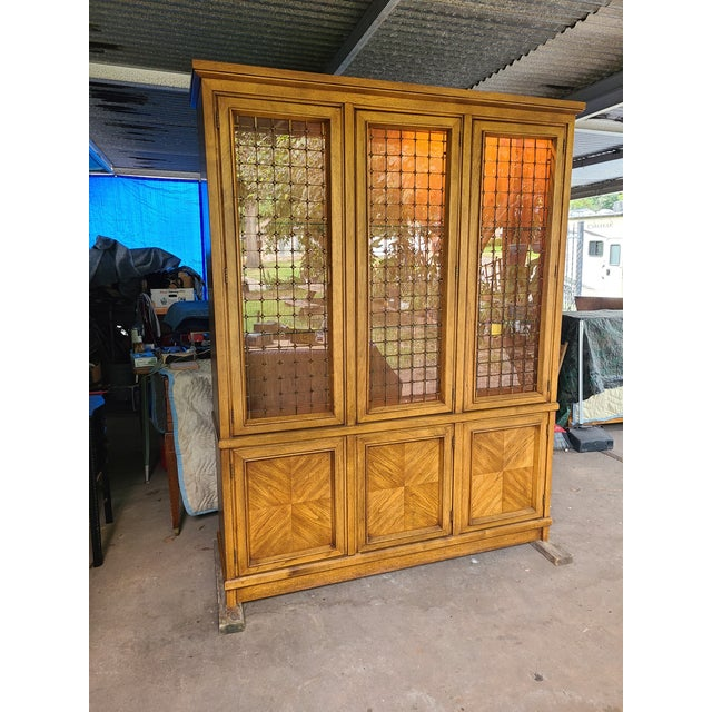 1960s Drexel Compatica China Cabinet For Sale - Image 13 of 13