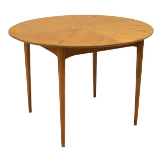 1950s Round Dining Table For Sale