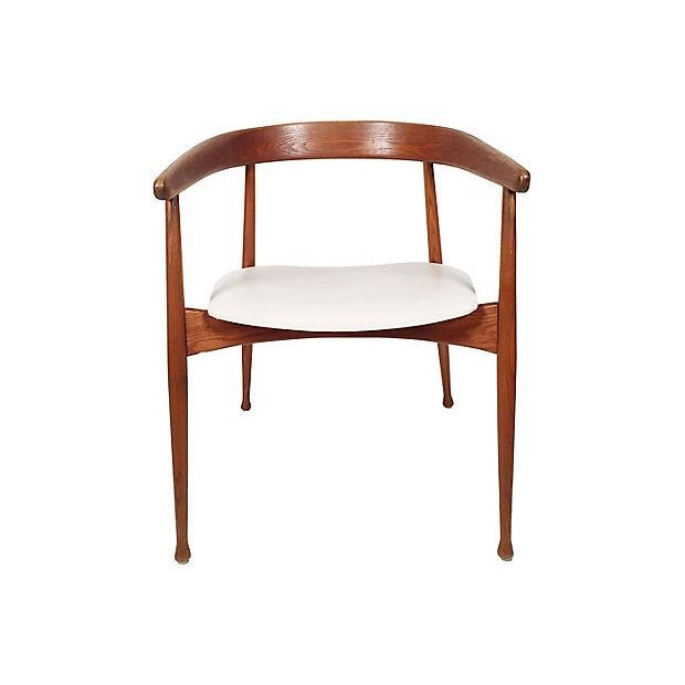 Danish Mid Century Modern Chairs - S/4 - Image 4 of 7