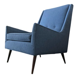 Mid Century Lounge Chair in the Style of Paul McCobb