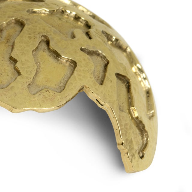 Not Yet Made - Made To Order Turtle Oc2021 Drawer Handle From Covet Paris For Sale - Image 5 of 7