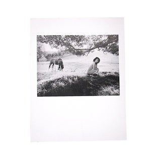 Vintage Mid 20th C. Photographic Print by Master Photographer John Swanell For Sale