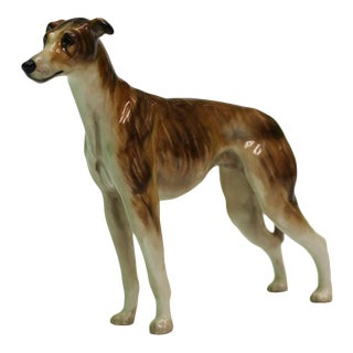 Royal Doulton Greyhound Figurine