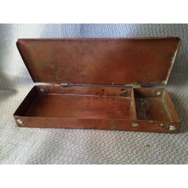 Handmade Copper Case - Image 3 of 5