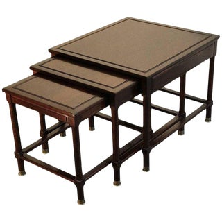French Art Deco Style Nest of Tables