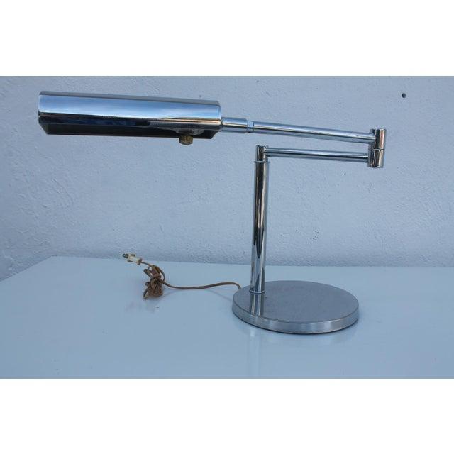 Koch & Lowy Articulating Desk Lamp - Image 2 of 7