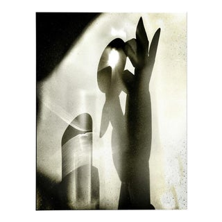 """Contemporary Black & White Photography Print """"Prismatic #19"""" For Sale"""