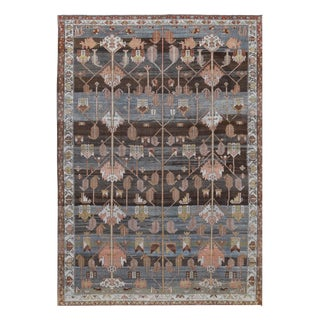 """Antique Persian Tribal Rug-6'9''x9'7"""" For Sale"""
