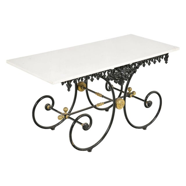 French Pastry Table For Sale - Image 9 of 9