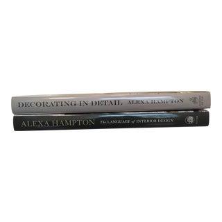 Alexa Hamption, Hardcover Books, 2 Books Set