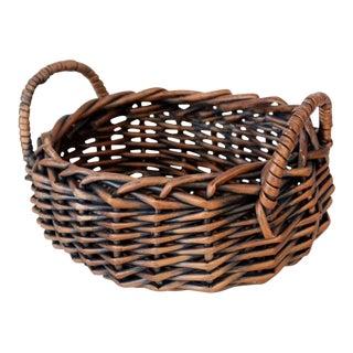 Vintage Basket For Sale