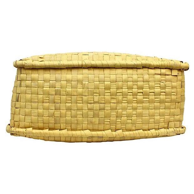 Coconut Palm Market Basket - Image 3 of 5