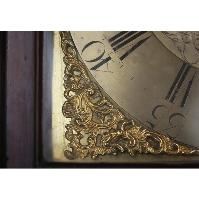 Mid-18th Century Scottish Case Clock by Robert Knox For Sale In New York - Image 6 of 7