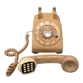 Vintage Hybrid Rotary Phone