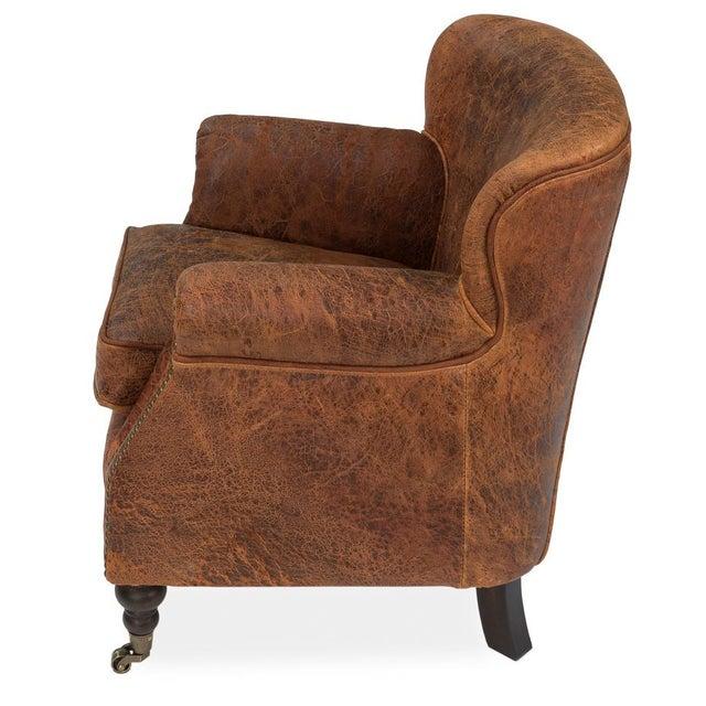 Sarreid Ltd. Putnam Arm Chair - Image 3 of 5