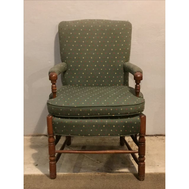 Mid-Century French Club Armchairs - Set of 4 - Image 4 of 10