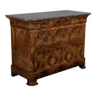 1900s French Louis Philippe Style Commode For Sale