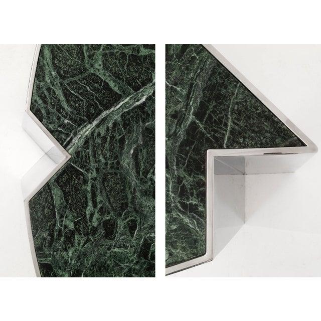 Silver Leon Rosen Desk For Sale - Image 8 of 9