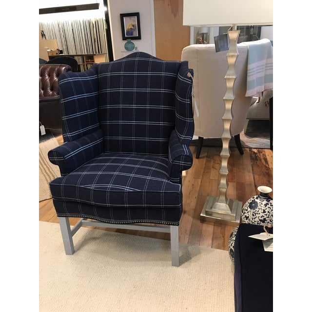 Hickory Chair Townsend Wing Chair - Image 2 of 5