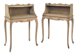 Image of Oak Side Tables