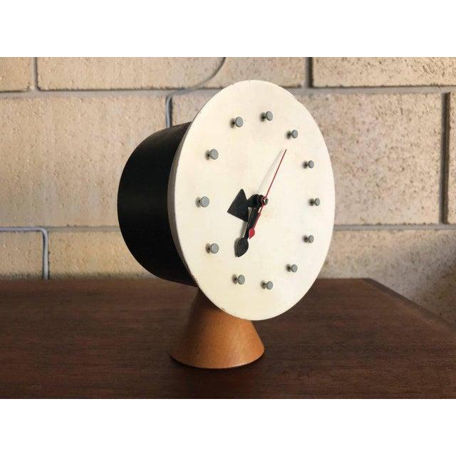 George Nelson & Irving Harper for Howard Miller Table Desk Clock, 1951, Works For Sale - Image 9 of 13