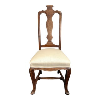 20th Century Pagoda Style French Chair For Sale