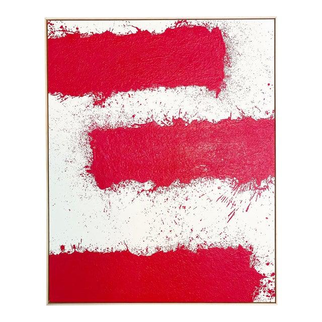 John O'Hara, Tar, T3, Encaustic Painting For Sale