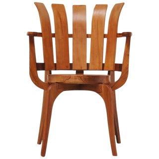 Brazillian Side Chair in Walnut, 1960