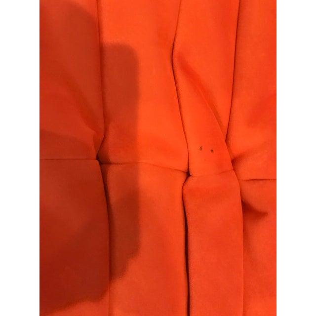 Michel Ducaroy for Ligne Roset Orange Togo Sofas - Set of 3 - Image 10 of 11