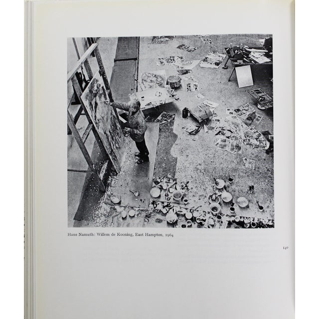Yellow Willem De Kooning, First Edition For Sale - Image 8 of 13