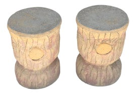 Image of Concrete Garden Ornaments and Accents