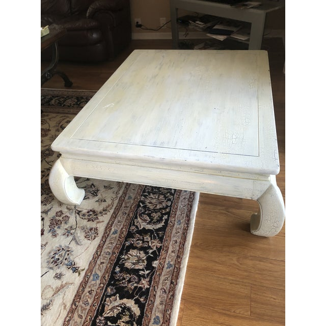 Henredon Coffee/Cocktail Table For Sale - Image 4 of 7