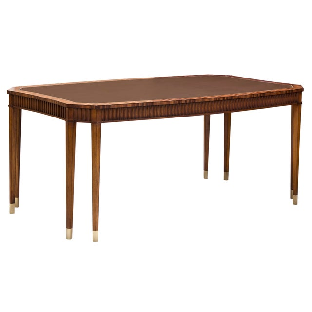 Mid-Century Modern Kindel Butterfield Writing Desk For Sale - Image 3 of 3