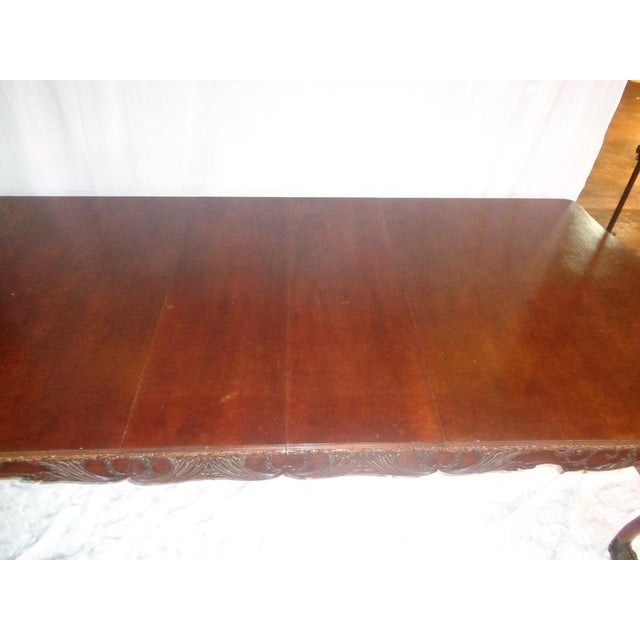 Batesville Cabinet Company Dining Table - Image 3 of 5