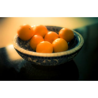 """""""Seven Oranges"""" Contemporary Still Life Photograph by John Manno For Sale"""